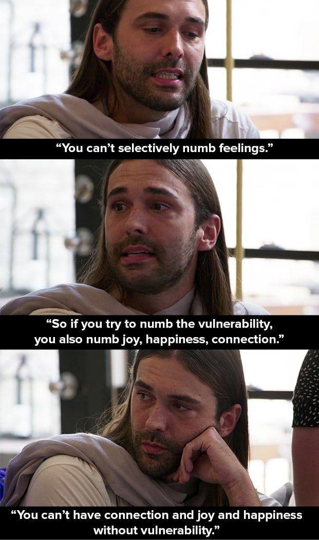 numbing feelings